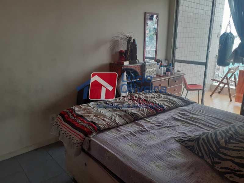 21- quarto C. - Apartamento à venda Rua Araújo Leitão,Engenho Novo, Rio de Janeiro - R$ 230.000 - VPAP21616 - 22