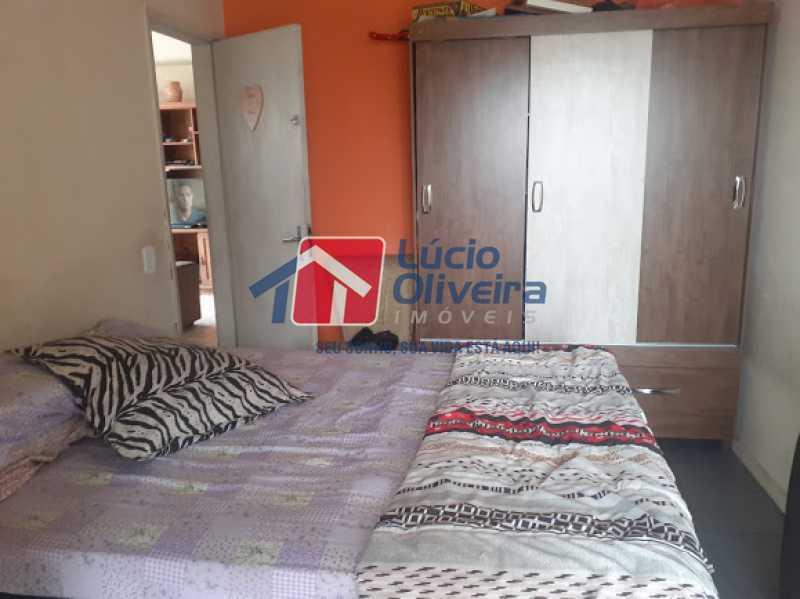22- Quarto C. - Apartamento à venda Rua Araújo Leitão,Engenho Novo, Rio de Janeiro - R$ 230.000 - VPAP21616 - 23