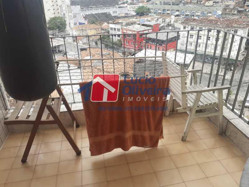 23- Varanda Quarto - Apartamento à venda Rua Araújo Leitão,Engenho Novo, Rio de Janeiro - R$ 230.000 - VPAP21616 - 24
