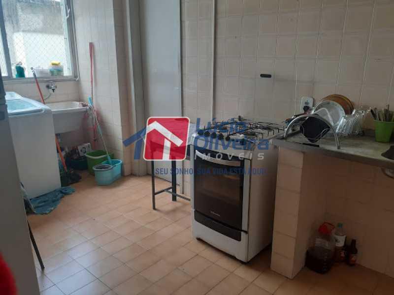 25- Cozinha - Apartamento à venda Rua Araújo Leitão,Engenho Novo, Rio de Janeiro - R$ 230.000 - VPAP21616 - 26