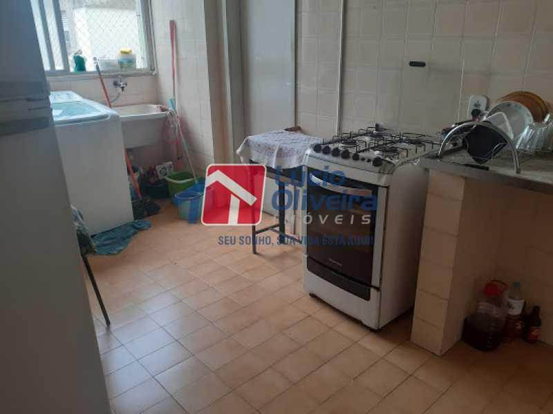 26-  Cozinha - Apartamento à venda Rua Araújo Leitão,Engenho Novo, Rio de Janeiro - R$ 230.000 - VPAP21616 - 27