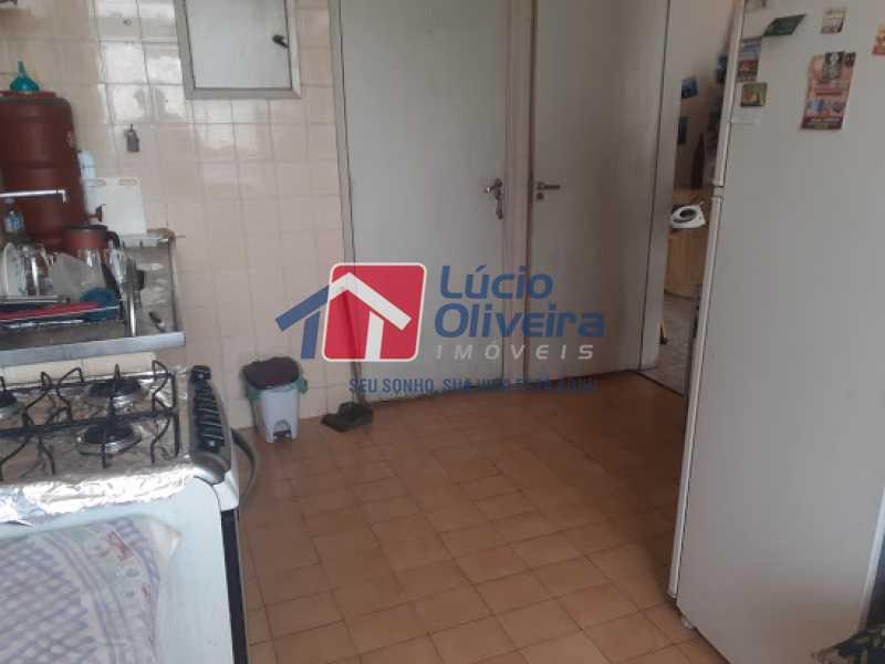 27- Cozinha - Apartamento à venda Rua Araújo Leitão,Engenho Novo, Rio de Janeiro - R$ 230.000 - VPAP21616 - 28