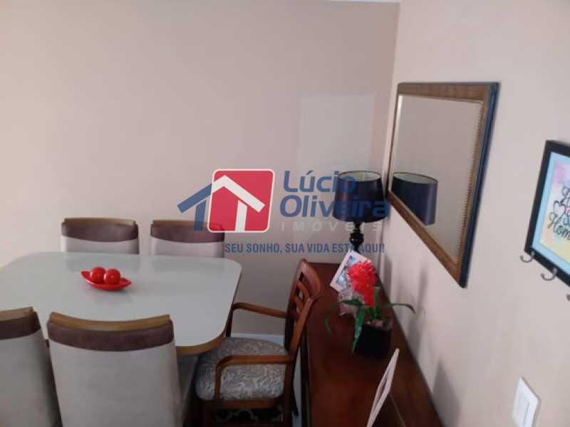 04- Sala - Apartamento à venda Rua Leopoldino Bastos,Engenho Novo, Rio de Janeiro - R$ 200.000 - VPAP21617 - 5