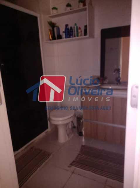 06- BH Social - Apartamento à venda Rua Leopoldino Bastos,Engenho Novo, Rio de Janeiro - R$ 200.000 - VPAP21617 - 7
