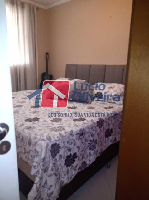 08- Quarto C. - Apartamento à venda Rua Leopoldino Bastos,Engenho Novo, Rio de Janeiro - R$ 200.000 - VPAP21617 - 9