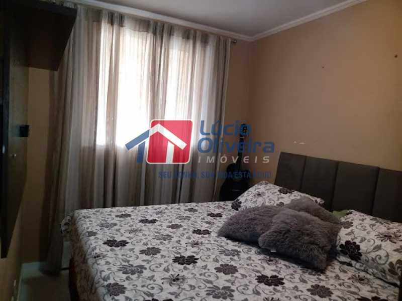 09- Quarto C. - Apartamento à venda Rua Leopoldino Bastos,Engenho Novo, Rio de Janeiro - R$ 200.000 - VPAP21617 - 10