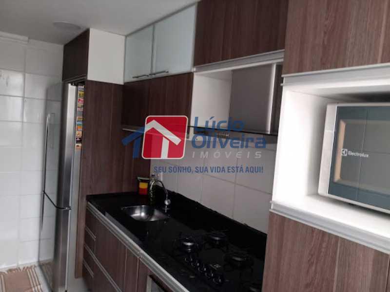 10- Cozinha - Apartamento à venda Rua Leopoldino Bastos,Engenho Novo, Rio de Janeiro - R$ 200.000 - VPAP21617 - 11