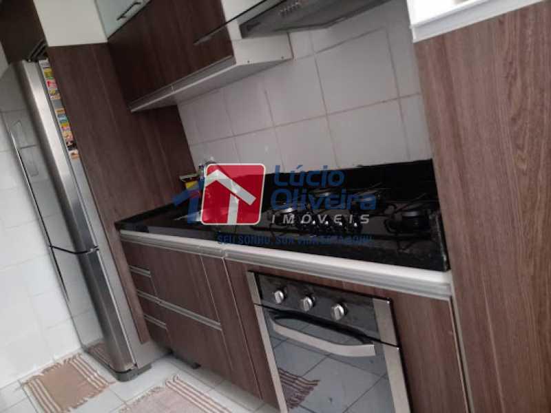 11- Cozinha - Apartamento à venda Rua Leopoldino Bastos,Engenho Novo, Rio de Janeiro - R$ 200.000 - VPAP21617 - 12