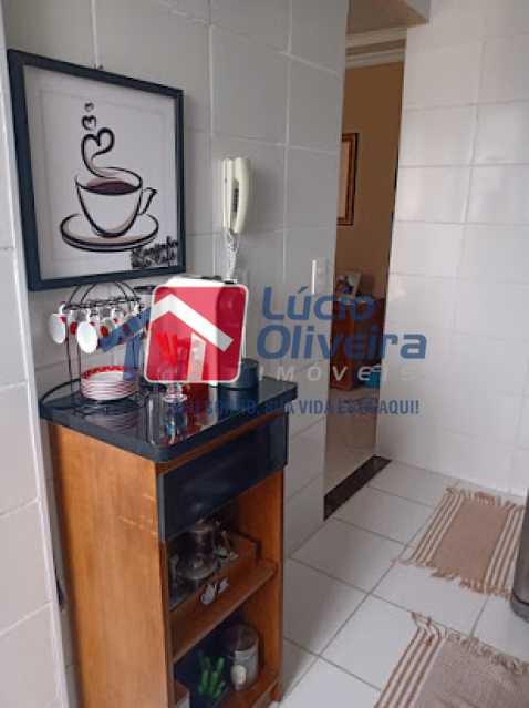 12- cozinha] - Apartamento à venda Rua Leopoldino Bastos,Engenho Novo, Rio de Janeiro - R$ 200.000 - VPAP21617 - 13