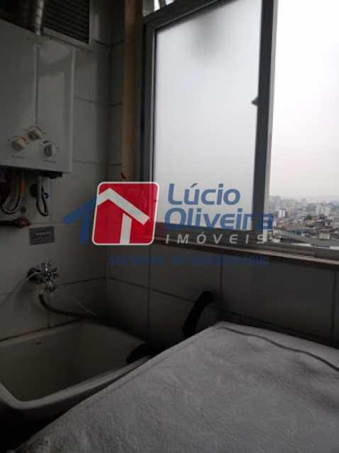 15- Area - Apartamento à venda Rua Leopoldino Bastos,Engenho Novo, Rio de Janeiro - R$ 200.000 - VPAP21617 - 16