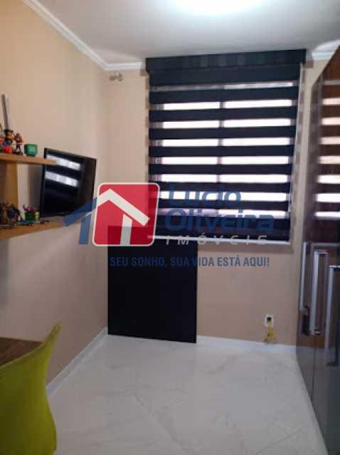 16- Quarto S. - Apartamento à venda Rua Leopoldino Bastos,Engenho Novo, Rio de Janeiro - R$ 200.000 - VPAP21617 - 17