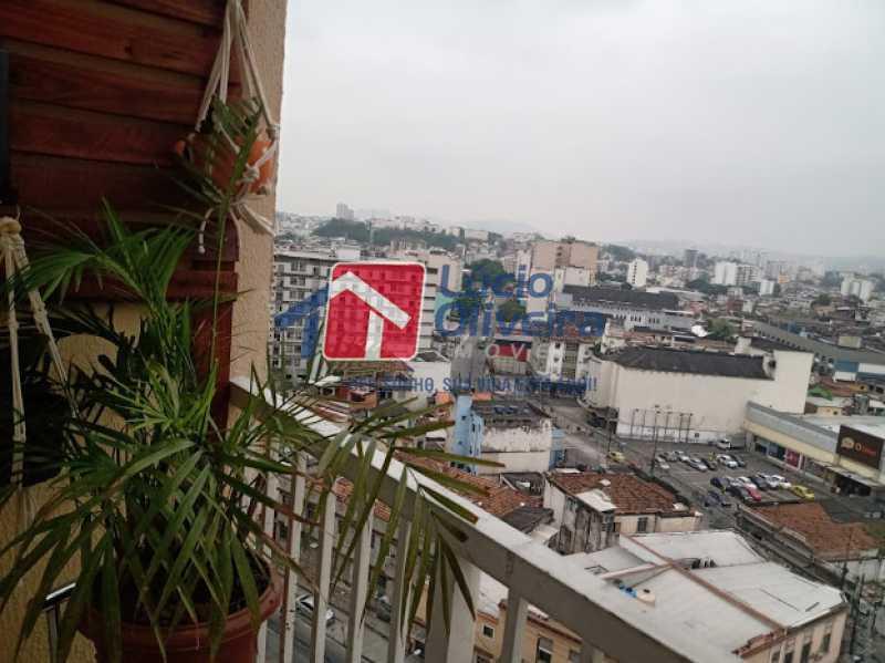 17- Vista Varanda - Apartamento à venda Rua Leopoldino Bastos,Engenho Novo, Rio de Janeiro - R$ 200.000 - VPAP21617 - 18