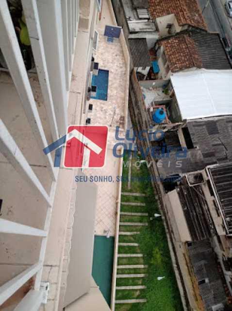18- Vista Varanda - Apartamento à venda Rua Leopoldino Bastos,Engenho Novo, Rio de Janeiro - R$ 200.000 - VPAP21617 - 20