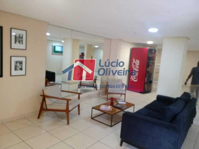 19- Hall prédio - Apartamento à venda Rua Leopoldino Bastos,Engenho Novo, Rio de Janeiro - R$ 200.000 - VPAP21617 - 21
