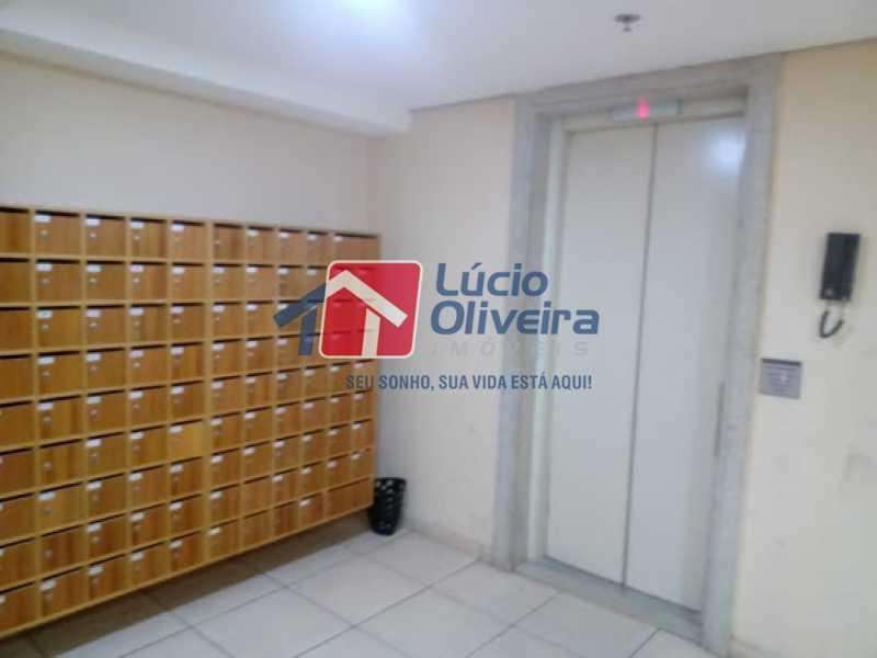 20 - Elevador - Apartamento à venda Rua Leopoldino Bastos,Engenho Novo, Rio de Janeiro - R$ 200.000 - VPAP21617 - 22
