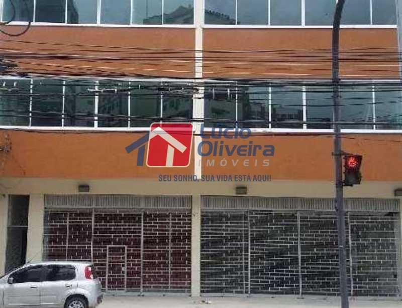 2-Prédio frente - Prédio 2200m² à venda Méier, Rio de Janeiro - R$ 7.500.000 - VPPR00003 - 3