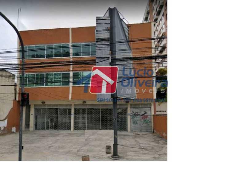 5-Vista geral prédio - Prédio 2200m² à venda Méier, Rio de Janeiro - R$ 7.500.000 - VPPR00003 - 6