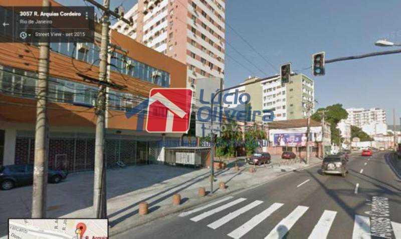 11-Vista externa prédop - Prédio 2200m² à venda Méier, Rio de Janeiro - R$ 7.500.000 - VPPR00003 - 12
