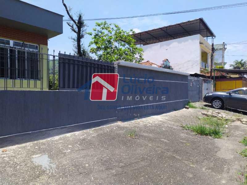 2-Frente da Casa.. - Casa à venda Rua Marins Loureiro,Vila da Penha, Rio de Janeiro - R$ 1.600.000 - VPCA40070 - 3