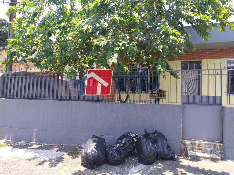3-Frente da Casa. - Casa à venda Rua Marins Loureiro,Vila da Penha, Rio de Janeiro - R$ 1.600.000 - VPCA40070 - 4