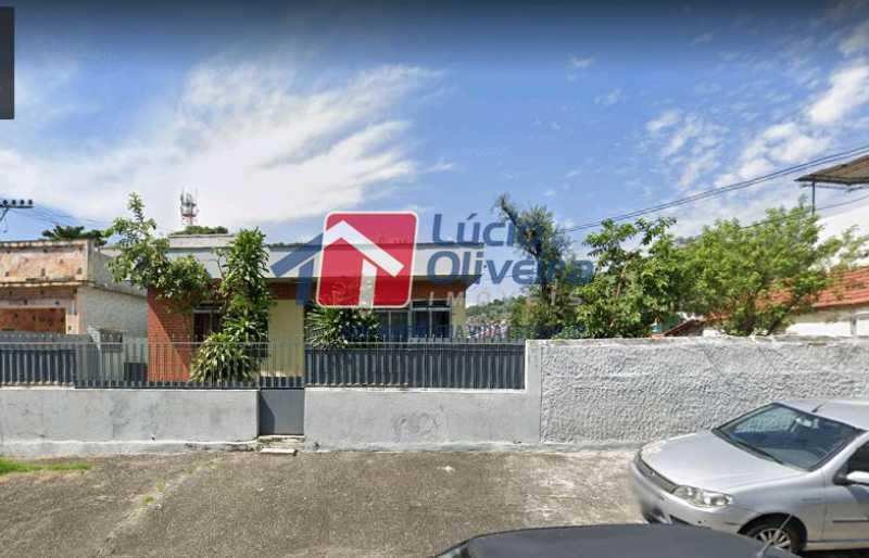 15-Vista Externa Casa - Casa à venda Rua Marins Loureiro,Vila da Penha, Rio de Janeiro - R$ 1.600.000 - VPCA40070 - 18