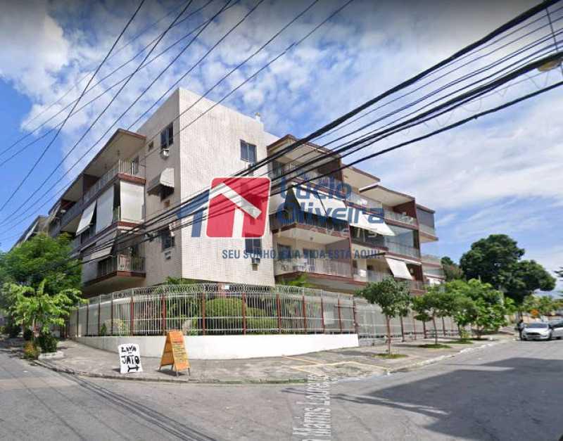 18- Vista Rua - Casa à venda Rua Marins Loureiro,Vila da Penha, Rio de Janeiro - R$ 1.600.000 - VPCA40070 - 21