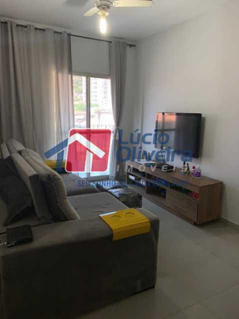 01- Sala - Apartamento à venda Rua Conselheiro Ferraz,Lins de Vasconcelos, Rio de Janeiro - R$ 295.000 - VPAP21623 - 1