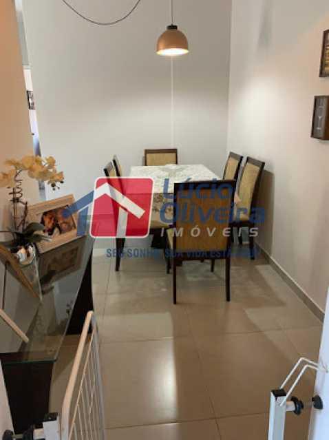 02- Sala - Apartamento à venda Rua Conselheiro Ferraz,Lins de Vasconcelos, Rio de Janeiro - R$ 295.000 - VPAP21623 - 3