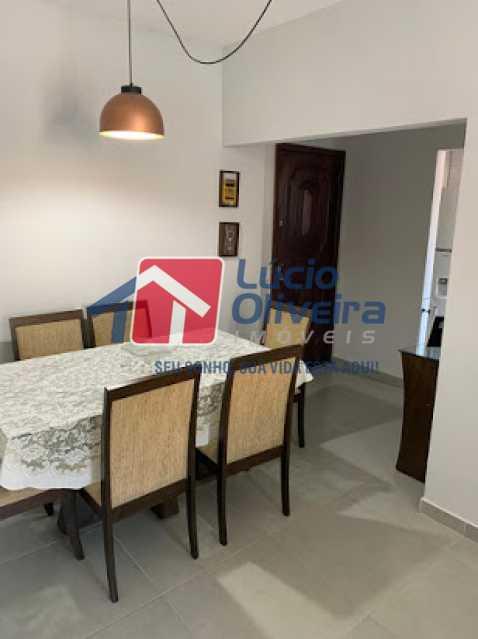 03- Sala - Apartamento à venda Rua Conselheiro Ferraz,Lins de Vasconcelos, Rio de Janeiro - R$ 295.000 - VPAP21623 - 4