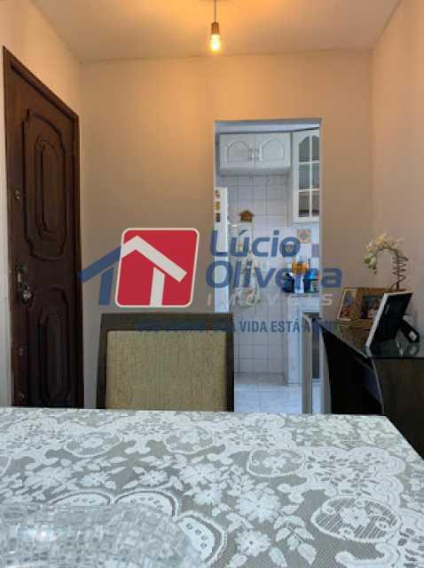 05- Sala - Apartamento à venda Rua Conselheiro Ferraz,Lins de Vasconcelos, Rio de Janeiro - R$ 295.000 - VPAP21623 - 6