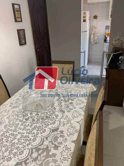06- Sala - Apartamento à venda Rua Conselheiro Ferraz,Lins de Vasconcelos, Rio de Janeiro - R$ 295.000 - VPAP21623 - 7