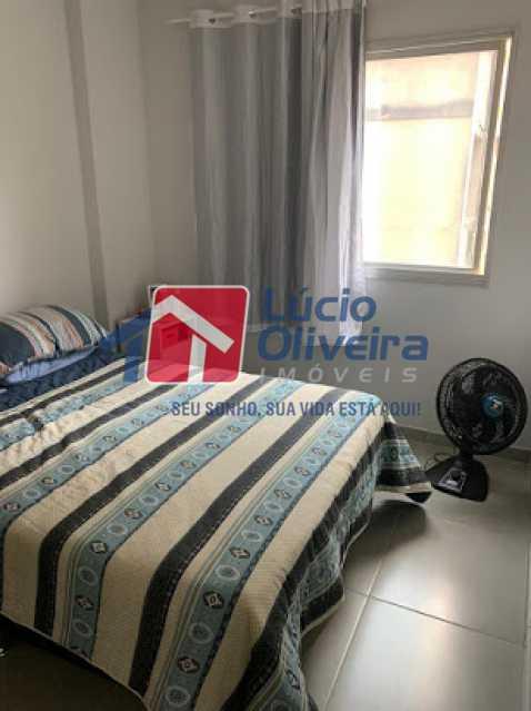 07 -Quarto C. - Apartamento à venda Rua Conselheiro Ferraz,Lins de Vasconcelos, Rio de Janeiro - R$ 295.000 - VPAP21623 - 8