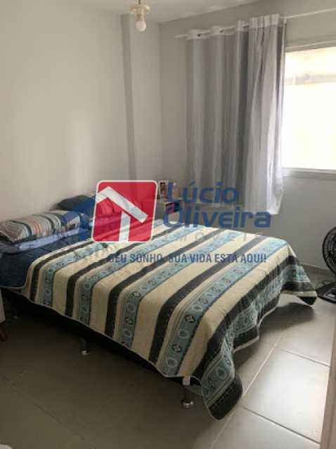 08- Quarto C. - Apartamento à venda Rua Conselheiro Ferraz,Lins de Vasconcelos, Rio de Janeiro - R$ 295.000 - VPAP21623 - 9