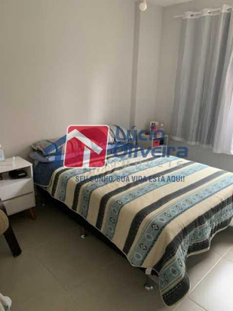 09- Quarto C. - Apartamento à venda Rua Conselheiro Ferraz,Lins de Vasconcelos, Rio de Janeiro - R$ 295.000 - VPAP21623 - 10