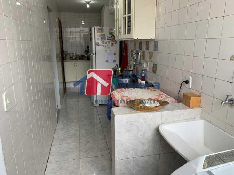 11- Cozinha - Apartamento à venda Rua Conselheiro Ferraz,Lins de Vasconcelos, Rio de Janeiro - R$ 295.000 - VPAP21623 - 12