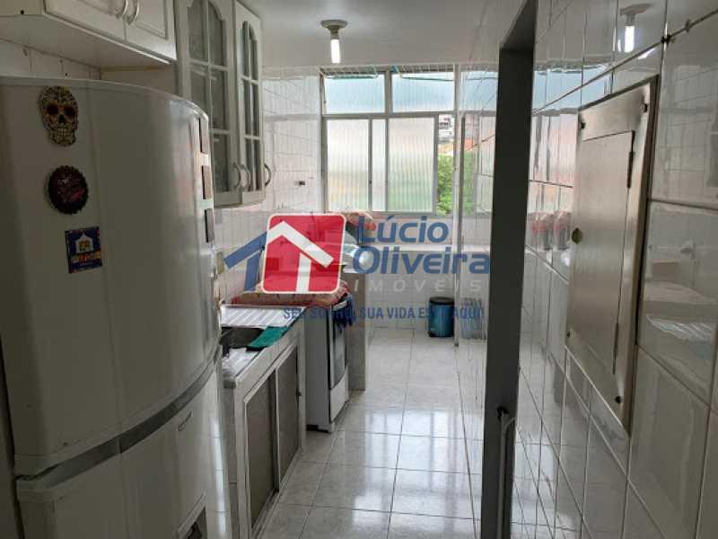 12- Cozinha - Apartamento à venda Rua Conselheiro Ferraz,Lins de Vasconcelos, Rio de Janeiro - R$ 295.000 - VPAP21623 - 13