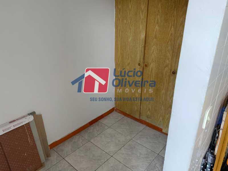 13 - Quarto emp. - Apartamento à venda Rua Conselheiro Ferraz,Lins de Vasconcelos, Rio de Janeiro - R$ 295.000 - VPAP21623 - 14