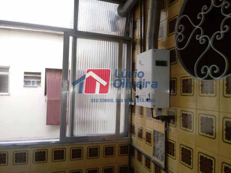 25 - Apartamento à venda Avenida Monsenhor Félix,Irajá, Rio de Janeiro - R$ 210.000 - VPAP21625 - 26