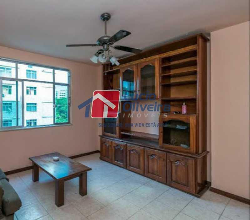 02- Sala - Apartamento à venda Rua Delfim Carlos,Olaria, Rio de Janeiro - R$ 260.000 - VPAP30408 - 3