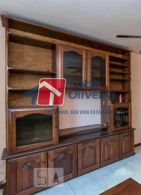 03- Sala - Apartamento à venda Rua Delfim Carlos,Olaria, Rio de Janeiro - R$ 260.000 - VPAP30408 - 4