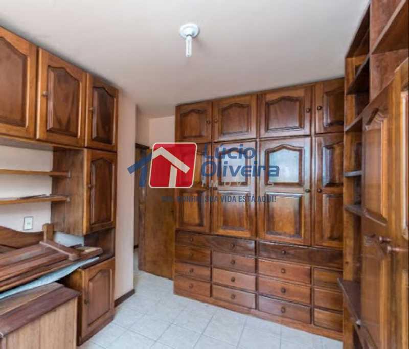 04- Quarto C. - Apartamento à venda Rua Delfim Carlos,Olaria, Rio de Janeiro - R$ 260.000 - VPAP30408 - 5