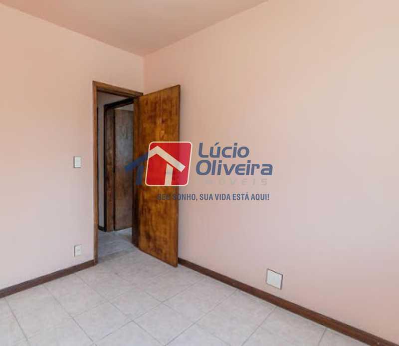 06- Quarto S. - Apartamento à venda Rua Delfim Carlos,Olaria, Rio de Janeiro - R$ 260.000 - VPAP30408 - 7