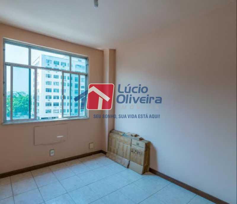 07- Quarto S. - Apartamento à venda Rua Delfim Carlos,Olaria, Rio de Janeiro - R$ 260.000 - VPAP30408 - 8