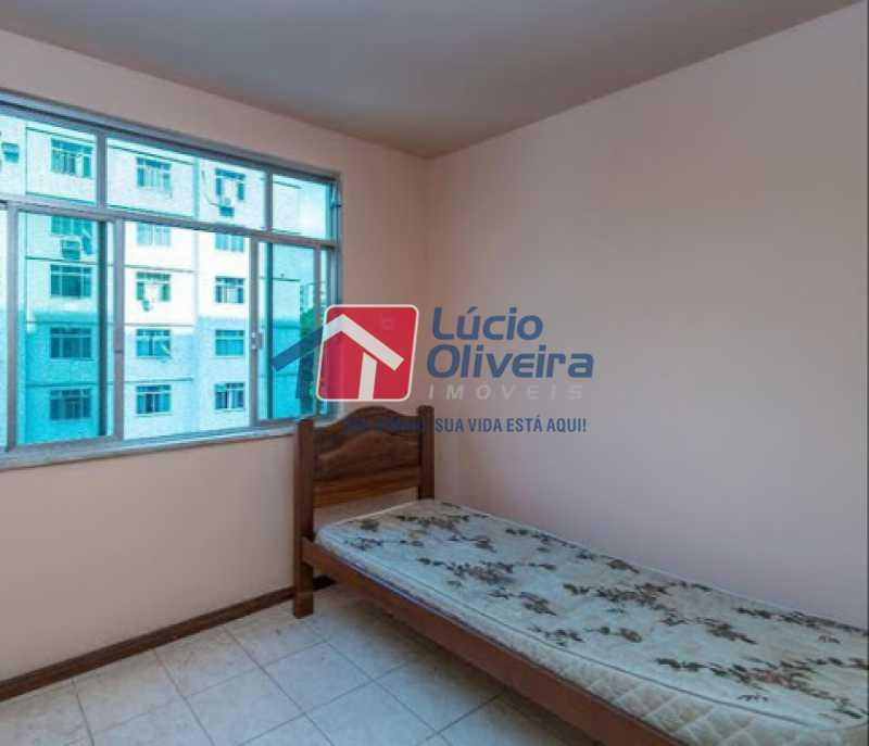 08- Quarto S. - Apartamento à venda Rua Delfim Carlos,Olaria, Rio de Janeiro - R$ 260.000 - VPAP30408 - 9