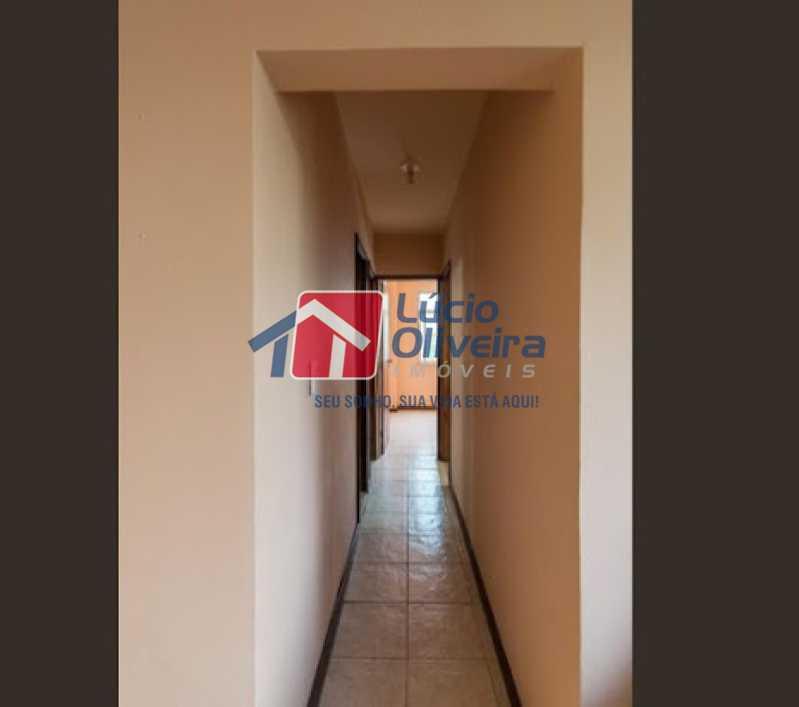 09- Circulação - Apartamento à venda Rua Delfim Carlos,Olaria, Rio de Janeiro - R$ 260.000 - VPAP30408 - 11