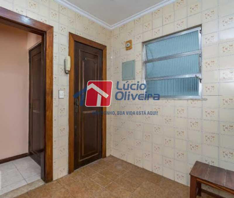 13 - Copa - Apartamento à venda Rua Delfim Carlos,Olaria, Rio de Janeiro - R$ 260.000 - VPAP30408 - 15