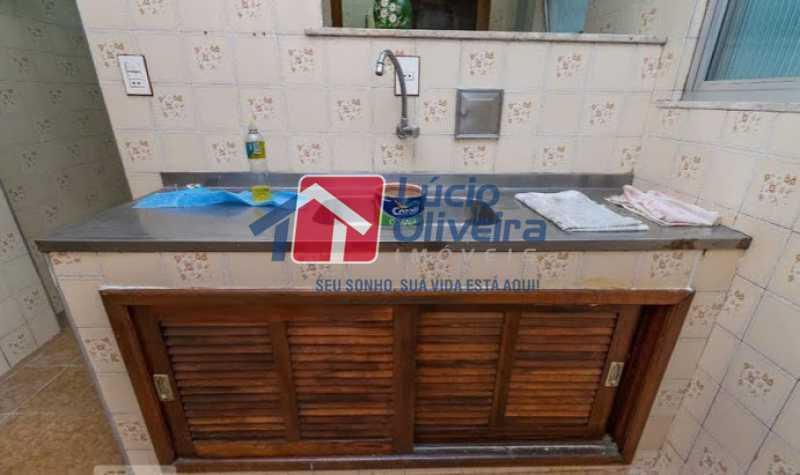 14- Cozinha - Apartamento à venda Rua Delfim Carlos,Olaria, Rio de Janeiro - R$ 260.000 - VPAP30408 - 16