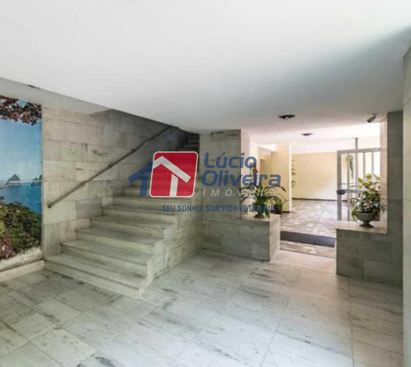 18- Hall Prédio - Apartamento à venda Rua Delfim Carlos,Olaria, Rio de Janeiro - R$ 260.000 - VPAP30408 - 20