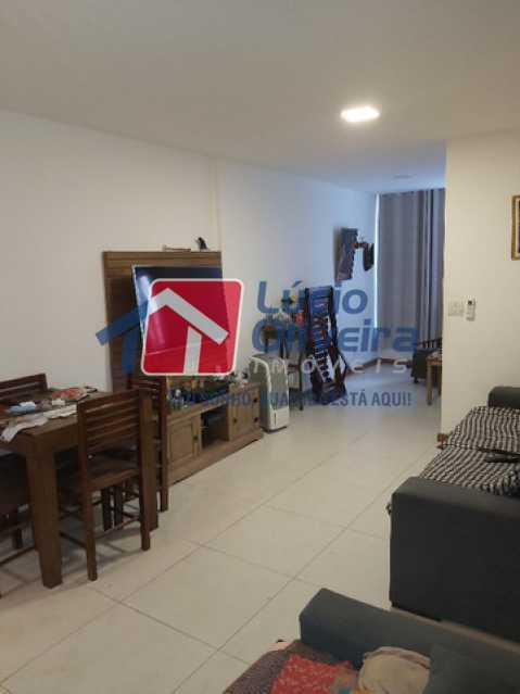 01- Sala - Apartamento 2 quartos à venda Copacabana, Rio de Janeiro - R$ 755.000 - VPAP21627 - 1