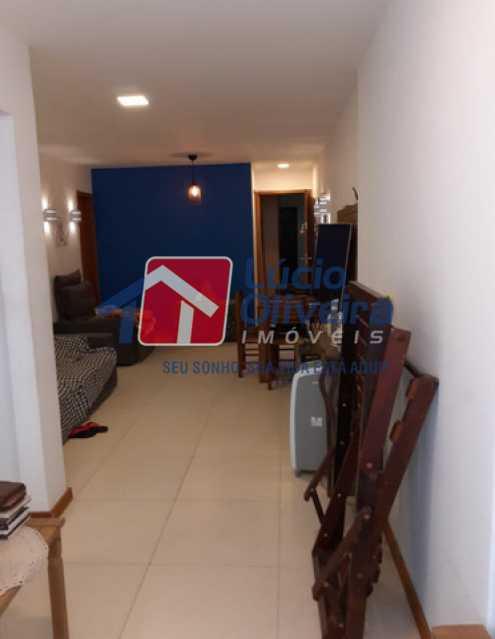 02- Sala - Apartamento 2 quartos à venda Copacabana, Rio de Janeiro - R$ 755.000 - VPAP21627 - 3